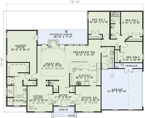 Best Inspirational 4 Bedroom Plus Office House Plans New Home With Pictures