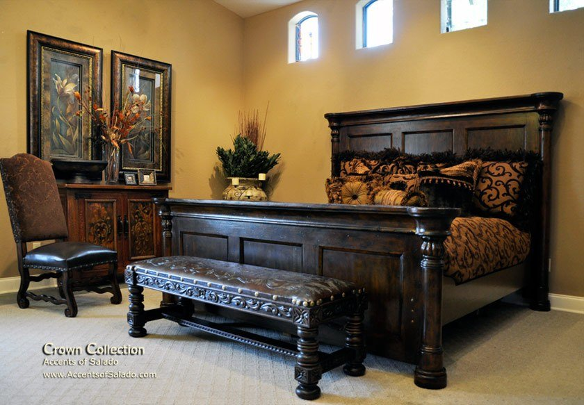 Best Crown Old World Bedroom Furniture With Pictures