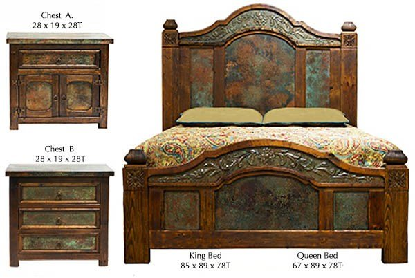 Best Rustique Old World Bedroom Furniture Southwest With Pictures