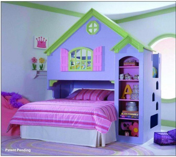 Best Stylish Bunk Beds For Girls With Pictures