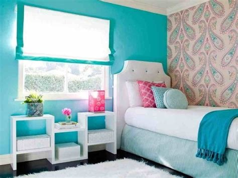 Best Comfortable Teenage Girl Bedroom Decor With Unique Printed With Pictures