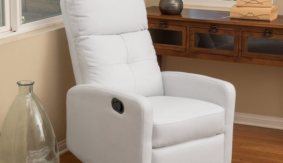 Best Swivel Rocker Faux Glider For Leather Lazy Adults Chairs With Pictures