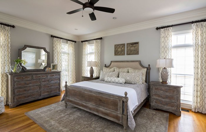 Best Bedroom Atmosphere Ideas Wickham Gray Benjamin Moore With Pictures