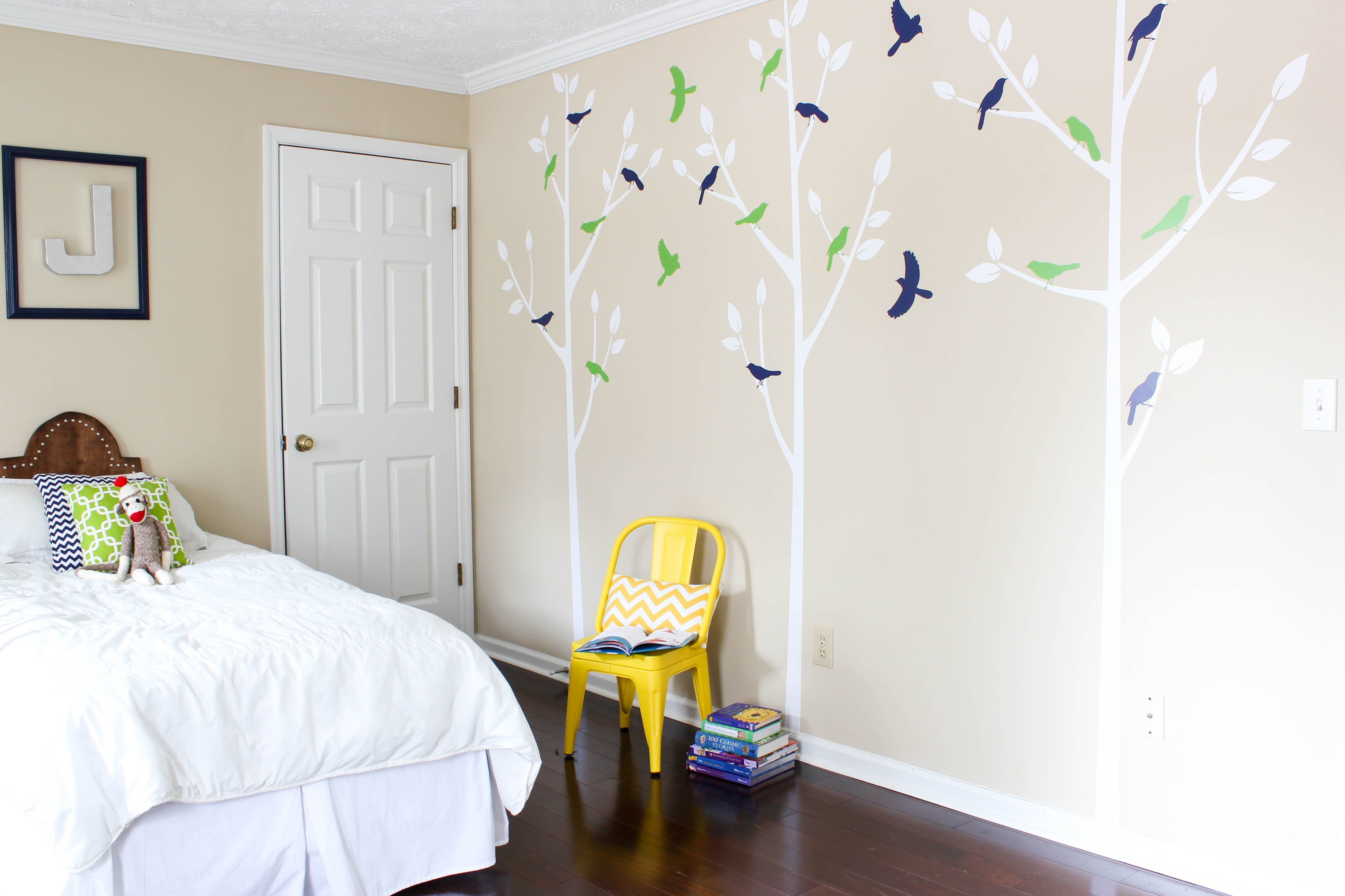 Best Boys Bedroom Update Wall Decals Giveaway Erin Spain With Pictures