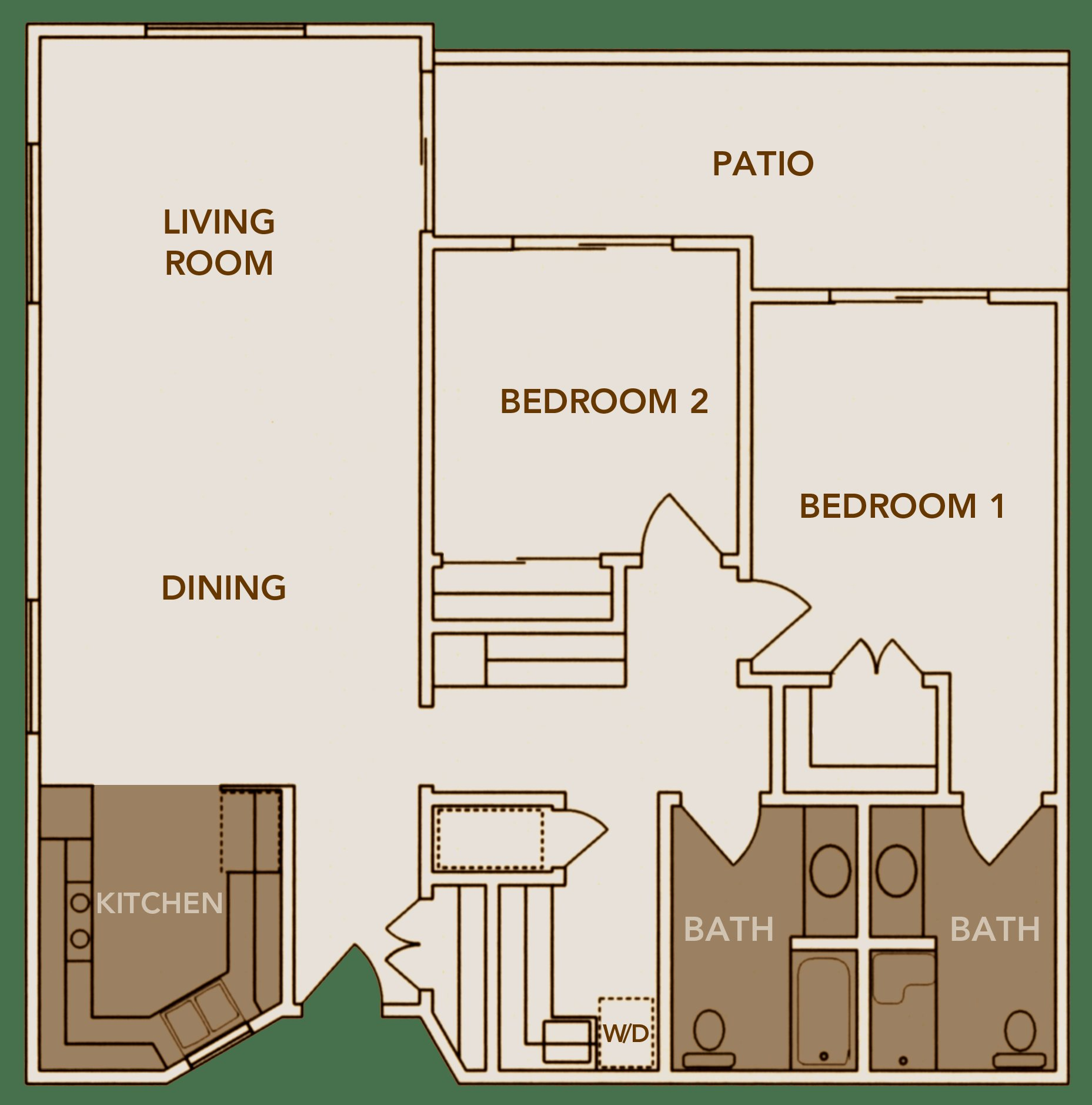 Best Floor Plans Inland Christian Home A Multi Level Senior With Pictures Original 1024 x 768