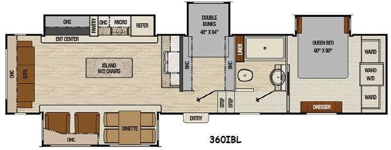 Best 2 Bedroom 5Th Wheel With Pictures