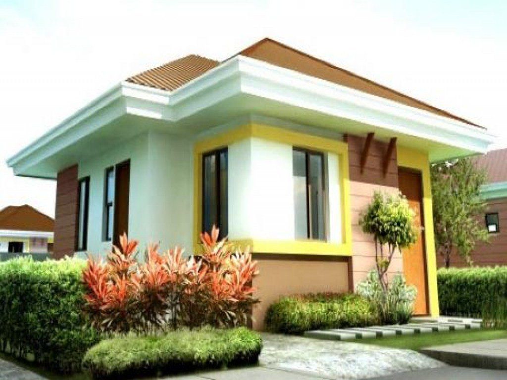 Best 2 Bedroom House Simple Plan Simple Bungalow House Design With Pictures
