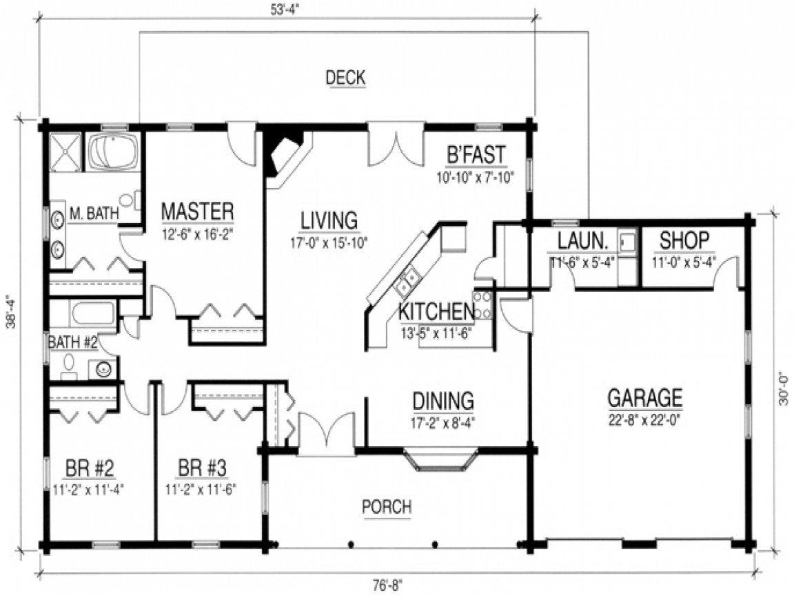 Best 2 Bedroom Log Cabin Homes 3 Bedroom Log Cabin Floor Plans With Pictures