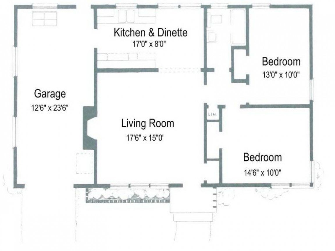 Best Small Two Bedroom House Plans Simple Two Story House Two With Pictures