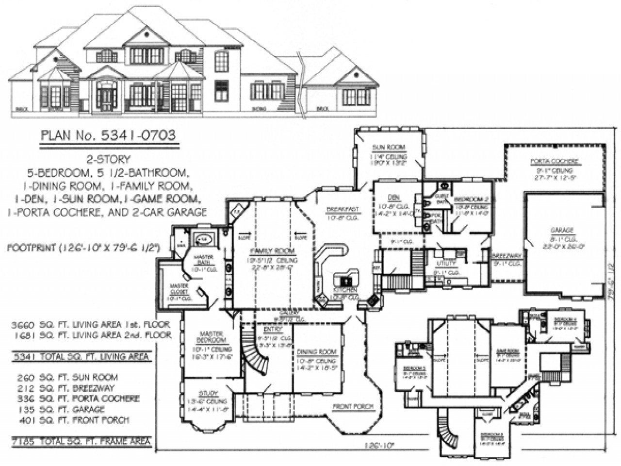Best Floor Plans For Small Homes Floor Plans For 5 Bedroom House 2 Stories 2 Story 5 Bedroom Floor With Pictures