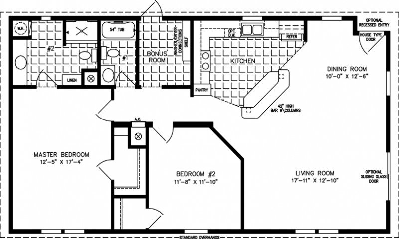 Best 1200 Square Foot House Plans 1200 Sq Ft House Plans 2 With Pictures