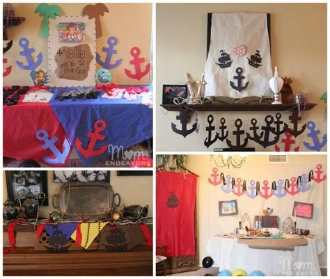 Best Jake And The Never Land Pirates Birthday Party With Pictures