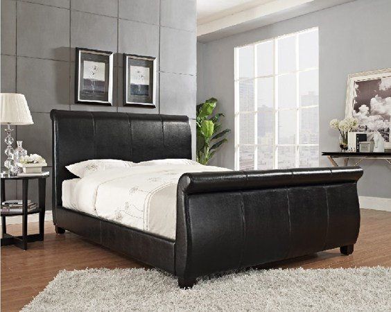 Best Doncaster Upholstered Bed Los Angeles With Pictures