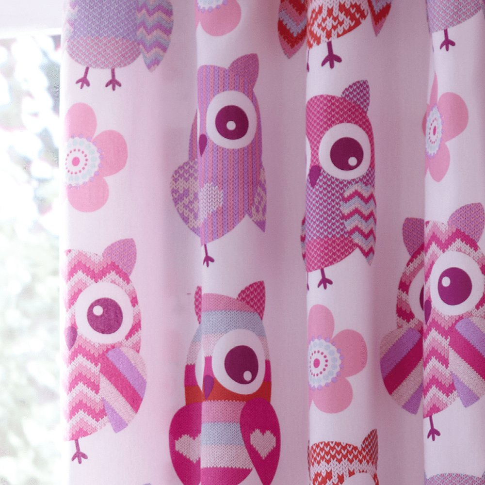 Best Catherine Lansfield Owl Curtains Jarrold Norwich With Pictures