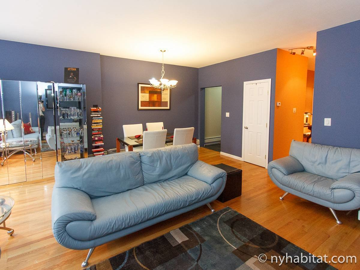 Best New York Accommodation 2 Bedroom Apartment Rental In With Pictures