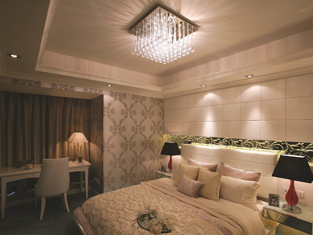 Best Cool Bedroom Ceiling Lights Less Flashy Inspired Living With Pictures
