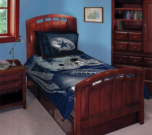 Best New Dallas Cowboys Comforter Set Twin Full With Shams Ebay With Pictures