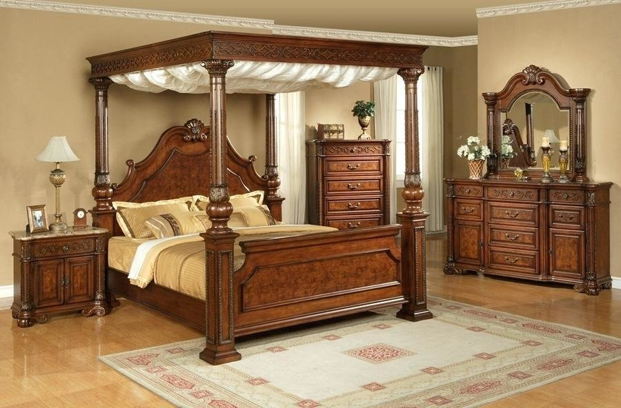 Best Black Bed Canopy Full Size Canopy Bed Frame Solid Wood With Pictures