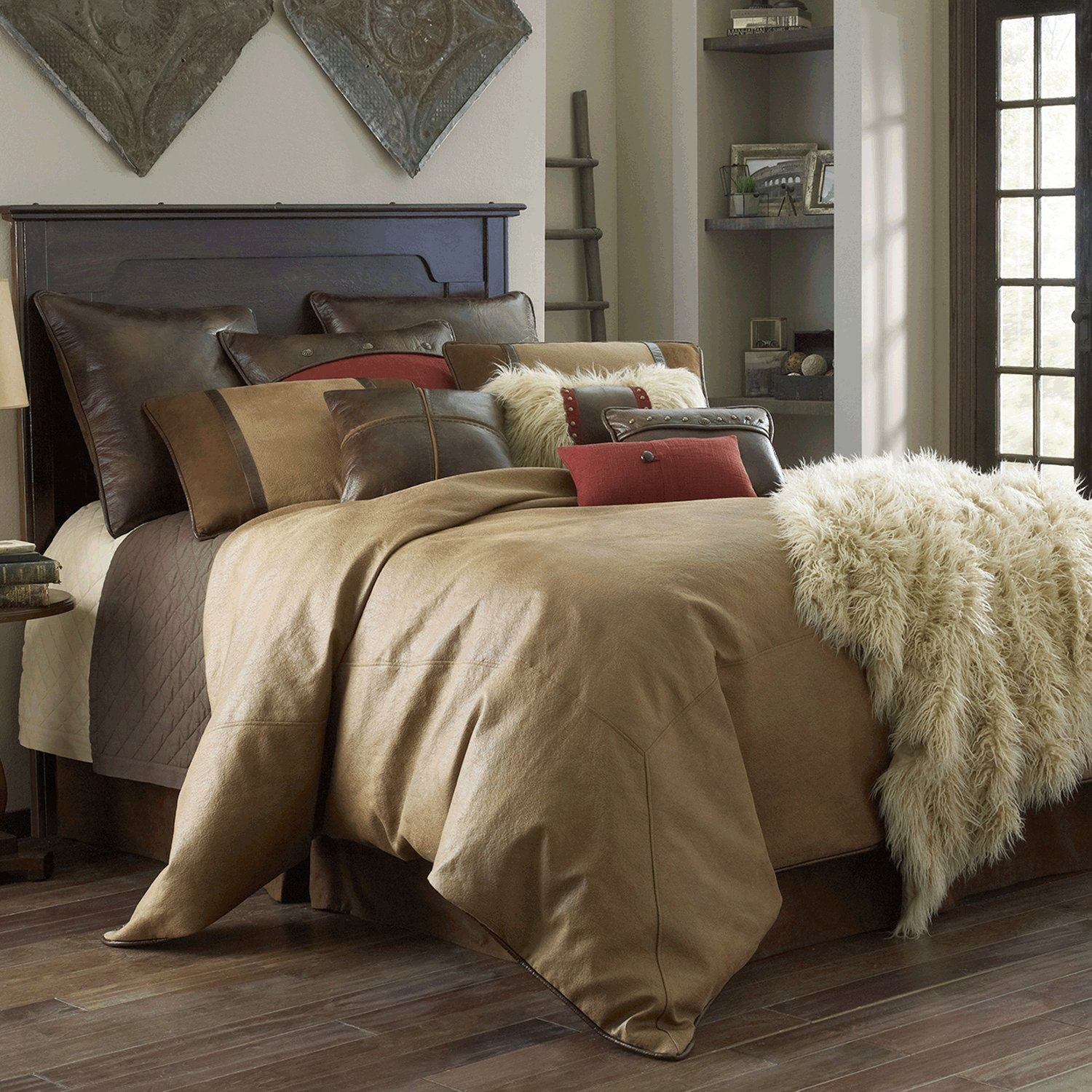 Best Rustic Bedding Collections With Pictures