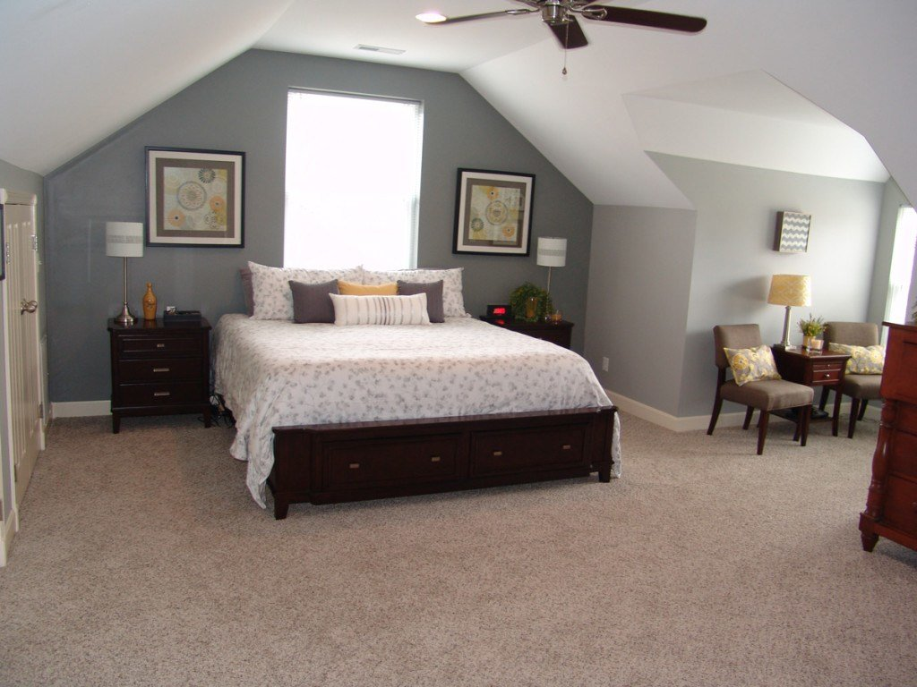 Best Converting An Attic Into Living Space Popham Construction Turning Attic Into Master Suite With Pictures