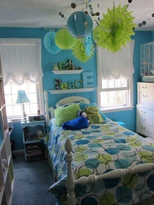 Best 45 Teenage Girl Bedroom Ideas And Designs Cartoon District With Pictures