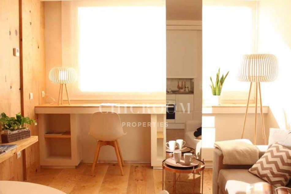 Best Furnished 1 Bedroom Apartment For Rent Les Corts Barcelona With Pictures