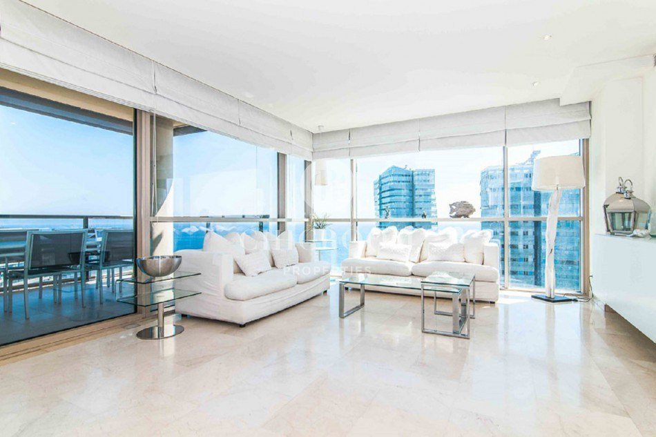 Best Furnished 3 Bedroom Apartment For Rent In Diagonal Mar With Pictures