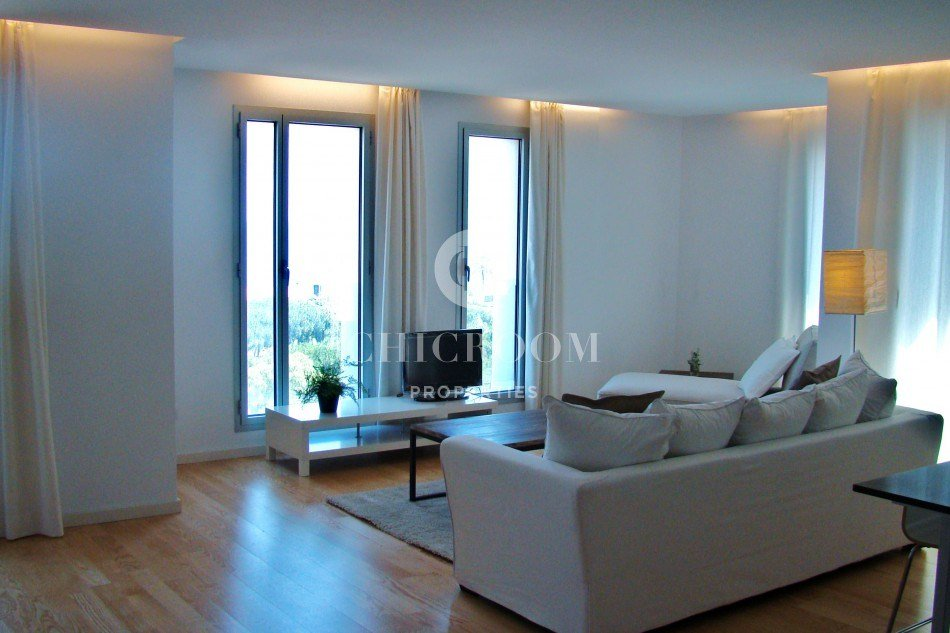 Best 2 Bedroom Apartment For Rent Sea View Poblenou With Pictures