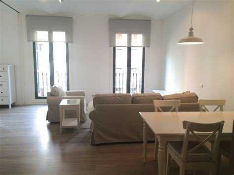 Best 2 Bedroom Furnished Apartment For Rent In Eixample Barcelona With Pictures