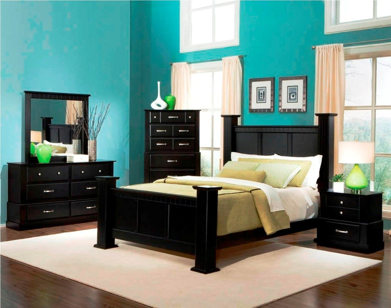 Best Light Blue Bedroom Furniture Cileather Home Design Ideas With Pictures
