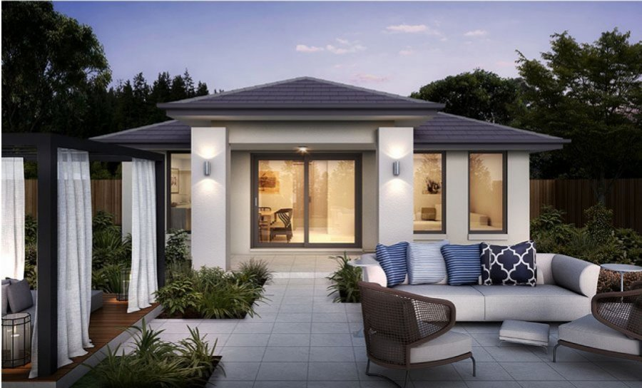 Best 60M2 Granny Flat 2 Bedrooms Home Design Nsw Clarendon With Pictures