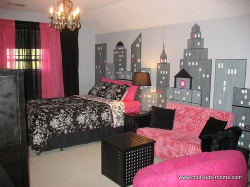 Best Kids Bedroom Themes With Pictures