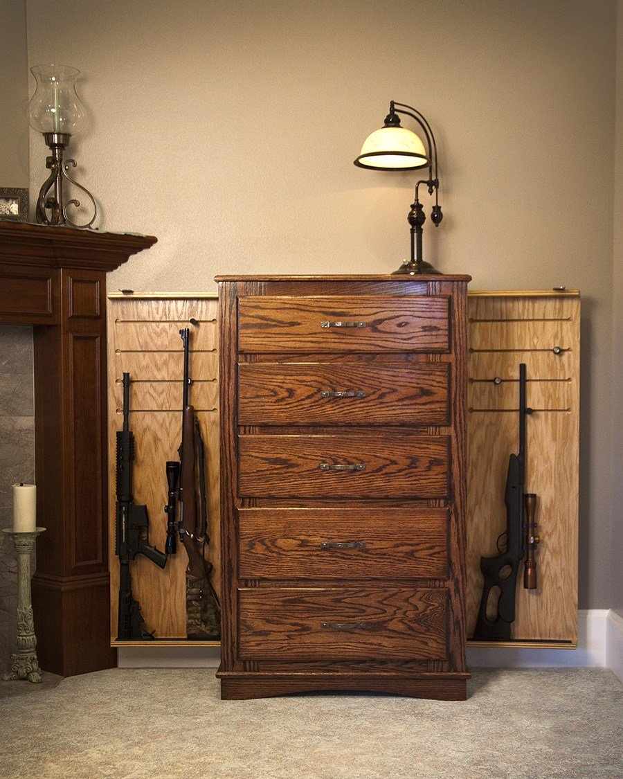 Best Chest Of Drawers With Hidden Compartments To Hide Guns And With Pictures