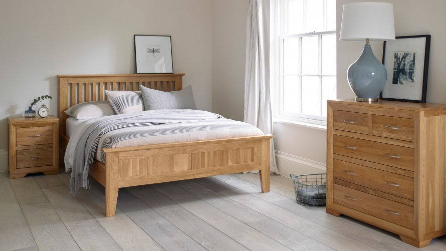 Best Bedroom Furniture Finance Available Oak Furniture Land With Pictures