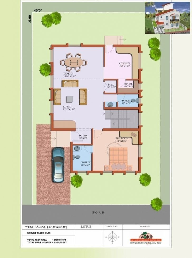 Best Oconnorhomesinc Com Gorgeous West Facing House Plan 20 X With Pictures