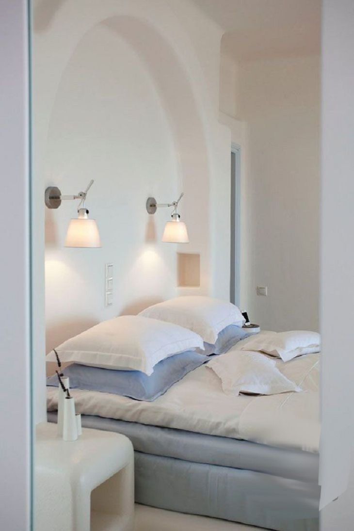 Best Cool Wall Lamps For Bedroom Mounted Reading Dark Brown Bed With Pictures