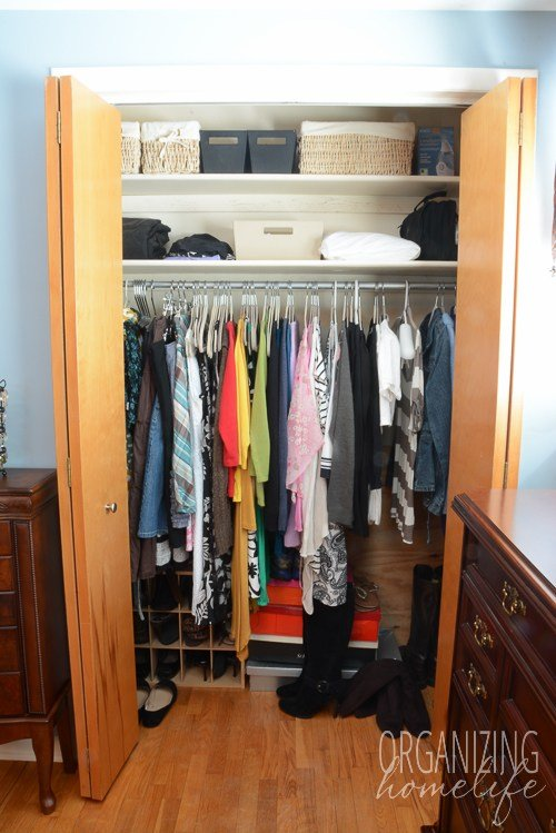 Best Master Bedroom Closet Disorganization And The Solution With Pictures