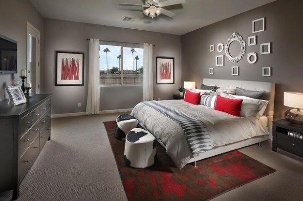 Best 20 Beautiful Gray Master Bedroom Design Ideas Style Motivation With Pictures