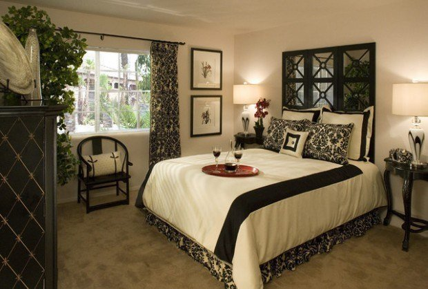 Best 15 Elegant Black And White Bedroom Design Ideas Style With Pictures