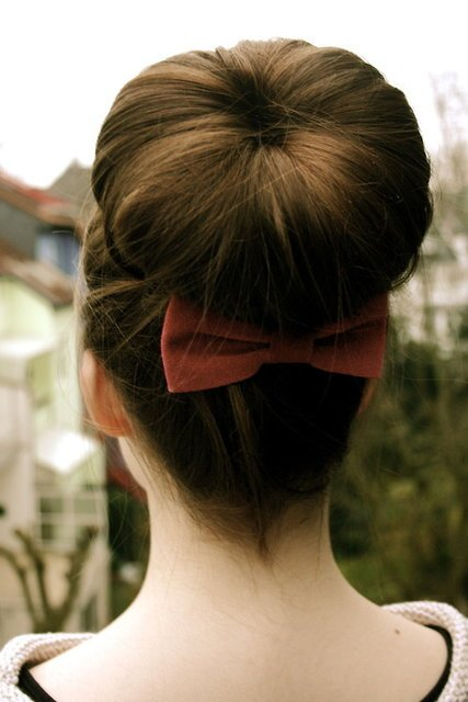 Free Easy Cute And Messy Bun Hairstyles For Long Hair Wallpaper