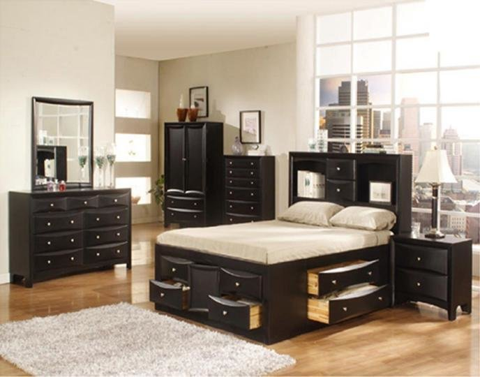 Best Classic Transitional Contemporary Solid Wood Bedroom With Pictures