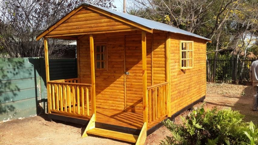 Best Guard Houses Wooden Huts Fischer Integrated Services With Pictures