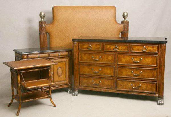 Best Thomasville Ernest Hemingway Bed For Sale With Pictures
