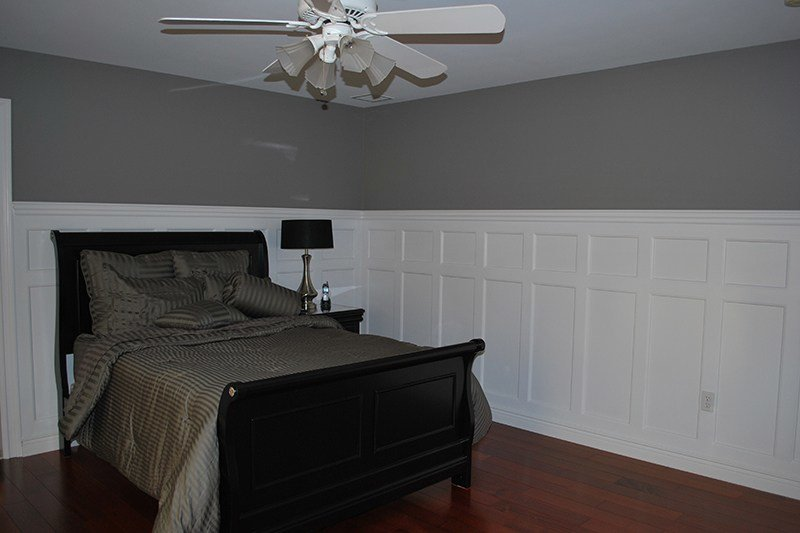 Best 60 Tall Double Panel Wainscoting Pictures Dining Room With Pictures