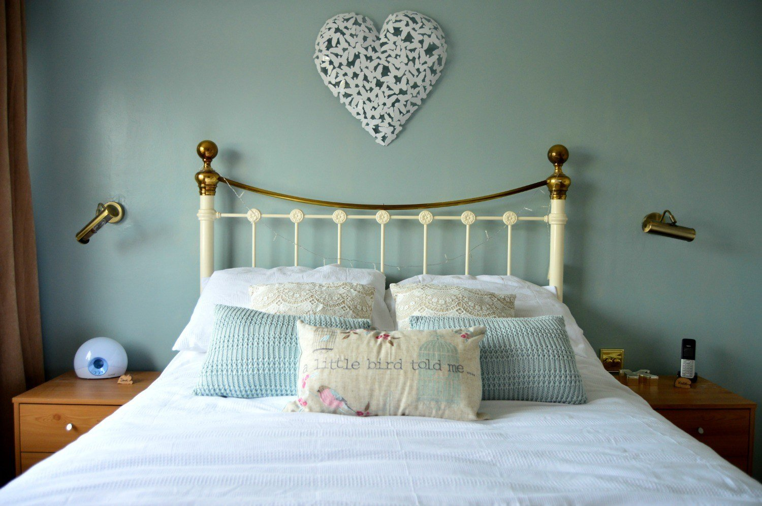 Best Duck Egg Blue Bedroom With Pictures