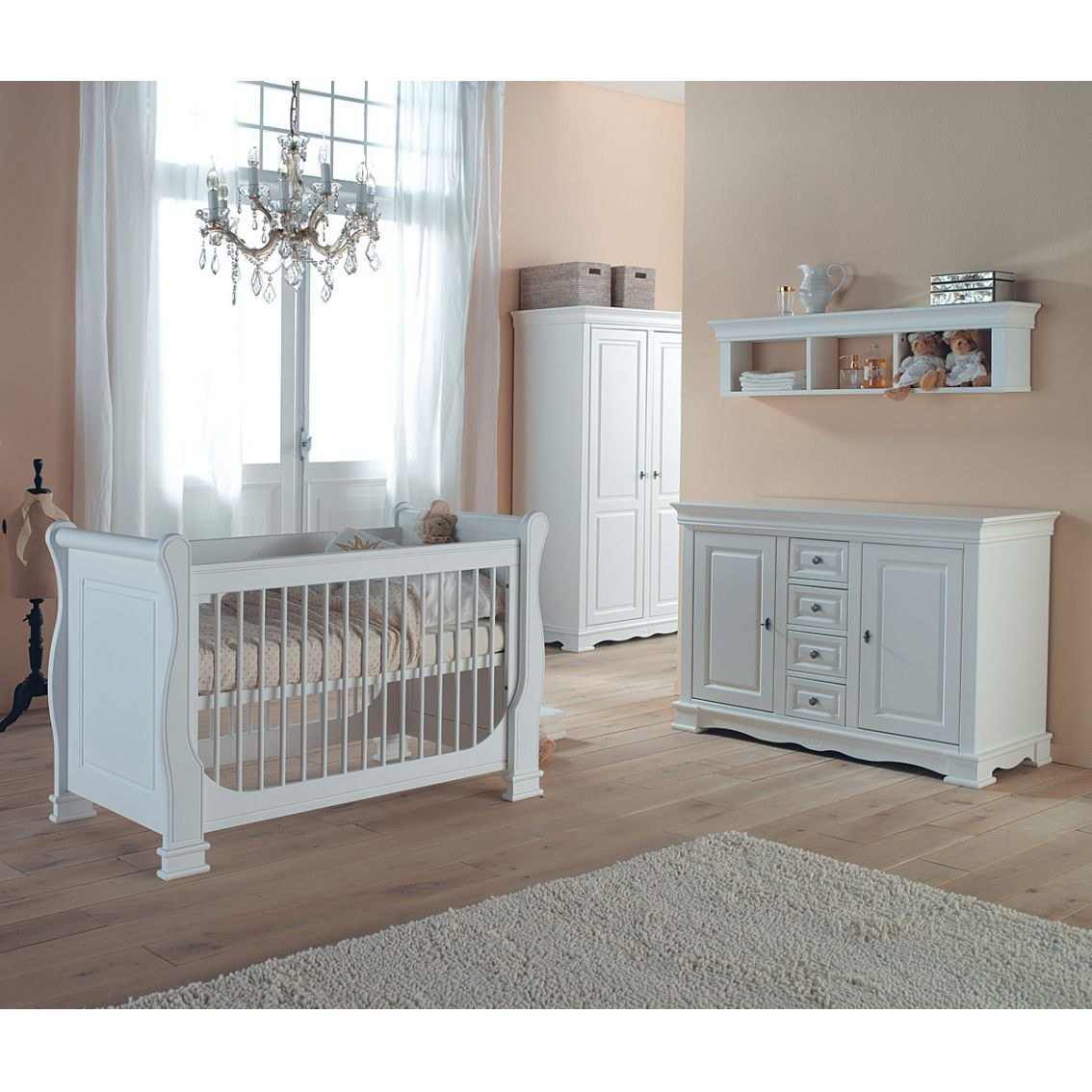 Best Kidsmill Louise De Phillipe Nursery Furniture Set With Pictures