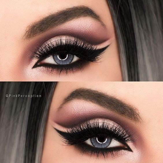 Best Bedroom Eyes Cut Crease Eyeshadow Techniques That Are With Pictures