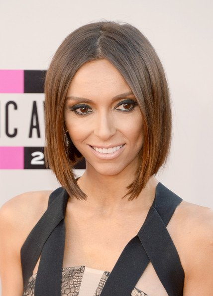 Free Giuliana Rancic The Very Best Short Hairstyles Stylebistro Wallpaper
