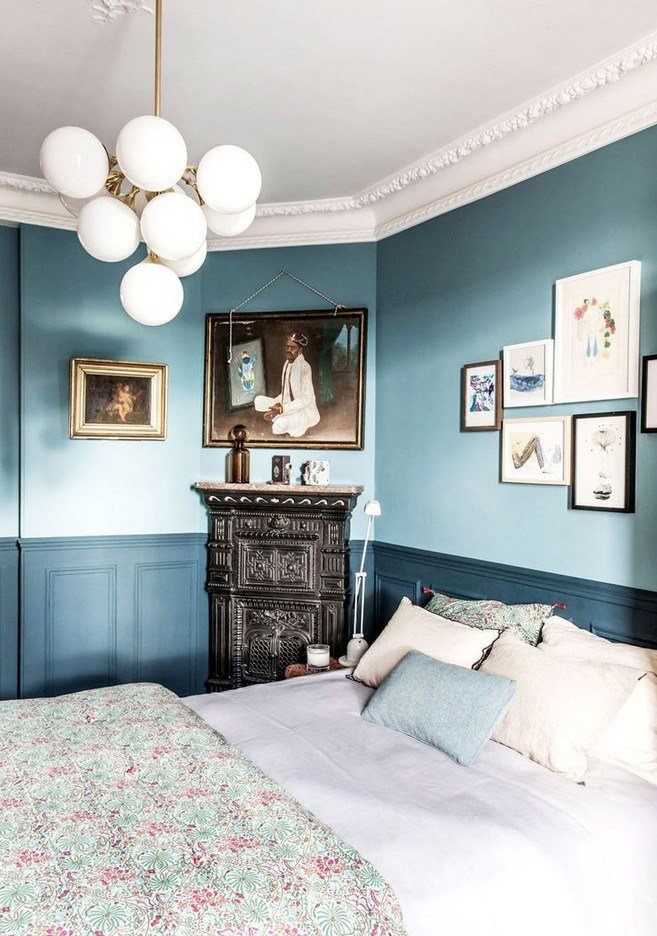 Best Are We Ready For The Return Of Two Tone Walls Color With Pictures