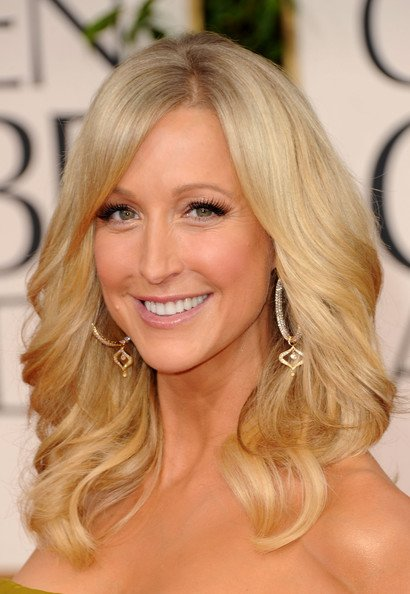 Free Lara Spencer Beauty Looks Stylebistro Wallpaper